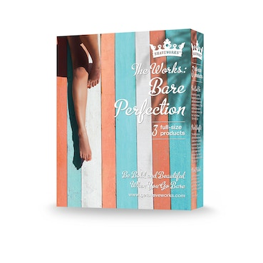 The Works Bare Perfection Kit