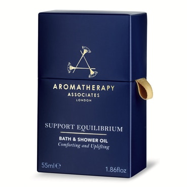 Support Equilibrium Bath And Shower Oil 55ml