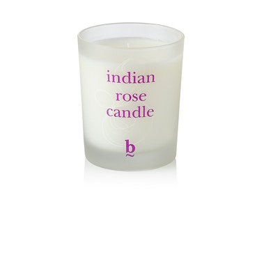 bbrowbar Rose Candle
