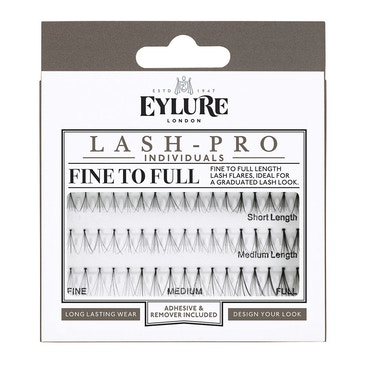 Lash-Pro Individual Lashes Fine to Full