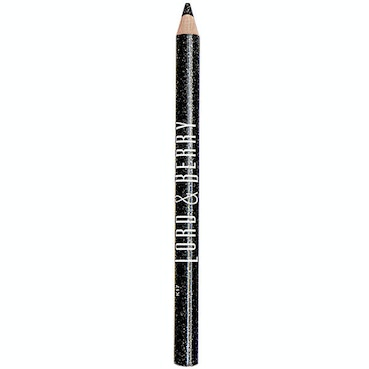 Lord and Berry Black Wardrobe Pailette Glitter Eyeliner 1.18g Black