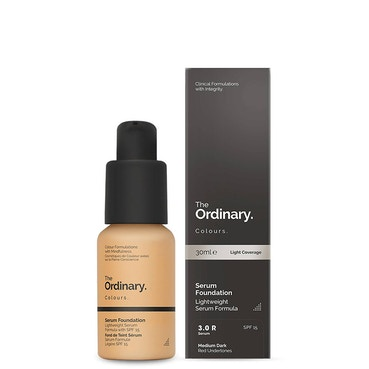 The Ordinary Colours Serum Foundation 3.0R 30ml