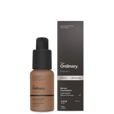 The Ordinary Colours Serum Foundation 3.2N 30ml