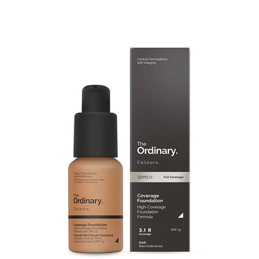 The Ordinary Colours Coverage Foundation 3.1R 30ml