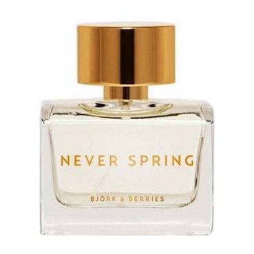 Bjork & Berries  Never Spring Eau de Parfum  50ML