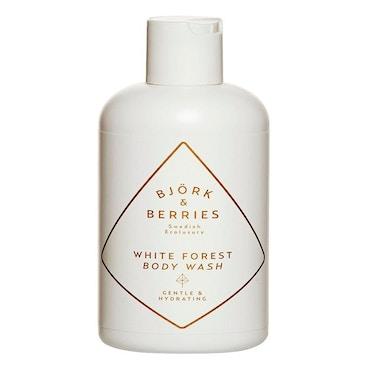 Bjork & Berries  White Forest Body Wash  250ML
