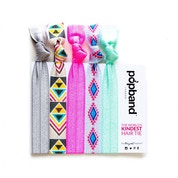 Tribal Hair Ties Multi Pack