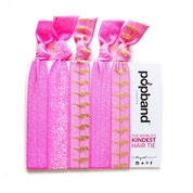Flamingo Hair Ties Multi Pack
