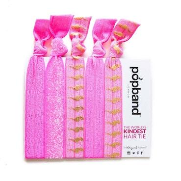 Flamingo Hair Ties Multi Pack