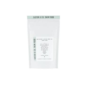 Raw Coconut & Matcha Green Tea Scrub 350g
