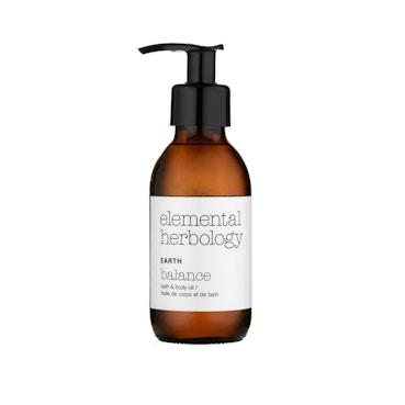 Earth Balance Bath and Body Oil 145ml