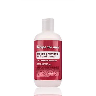 Recipe For Men Beard Shampoo and Conditioner 250ml