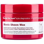 Recipe For Men Bionic Sheen Wax 80ml