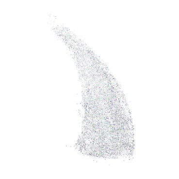 Glitter & Glow Liquid Eye Shadow 4.5ml Diamond Dust