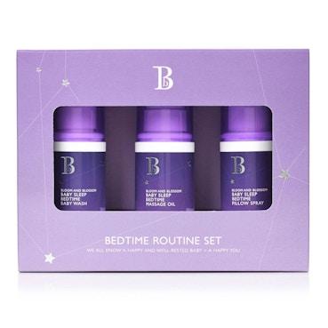 Baby Sleep Baby Bedtime Routine Set 1 Set