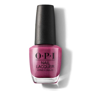 OPI  Nail Lacquer  A-Rose at dawn…Broke by Noon