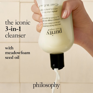 Philosophy Purity Made Simple 3-In-1 Cleanser 240ml