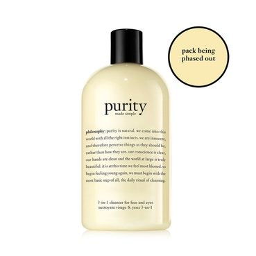 Philosophy Purity One-Step Facial Cleanser 480ml