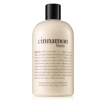 Philosophy Cinnamon Buns 3-in-1 Shampoo, Shower Gel & Bubble Bath 480ml
