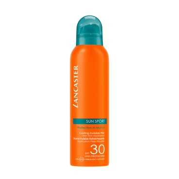 Sun Sport Invisible Mist Wet Skin Application SPF30 200ml