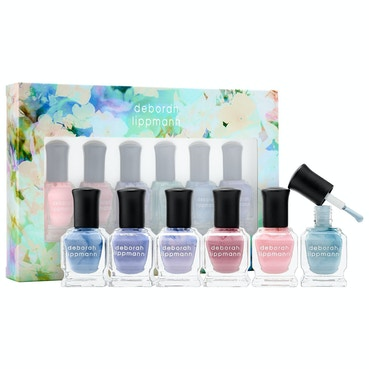 Deborah Lippman Touch Me in the Morning Dirty Pastel 6 Piece Set