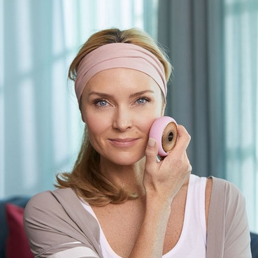 UFO Device for an accelerated mask treatment - Pearl Pink