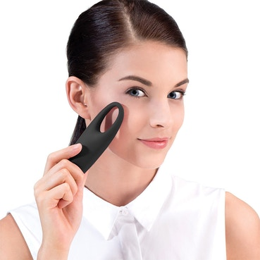 IRIS Black Illuminating Eye Massager