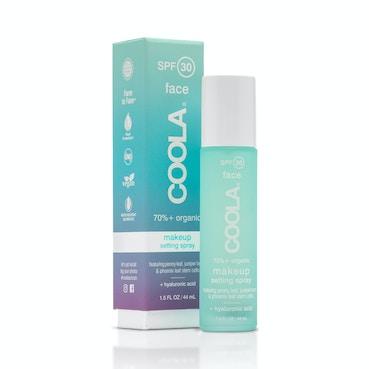 Coola - SPF 30 - Makeup Setting Spray