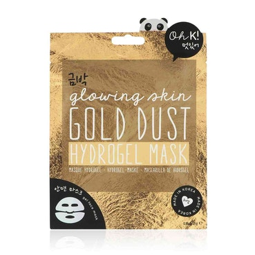 Gold Dust Hydrogel Mask