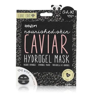 Hydrogel Caviar Face Mask