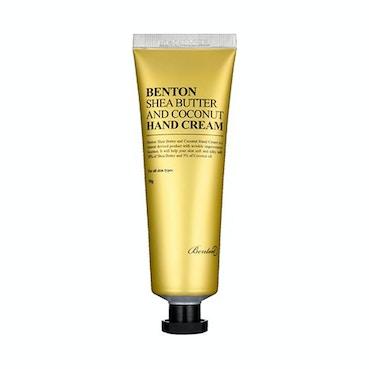 BENTON - SHEA BUTTER AND COCONUT HAND CREAM