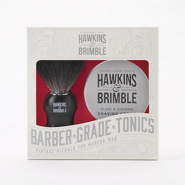 Shaving Gift Set 2pc (Shave Brush & Shave Cream)