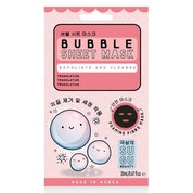 Sugu - Bubble Sheet Mask