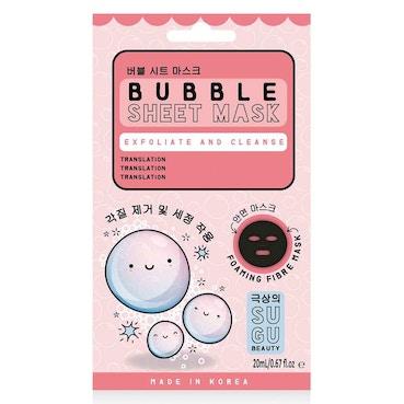 Sugu - Bubble Sheet Mask