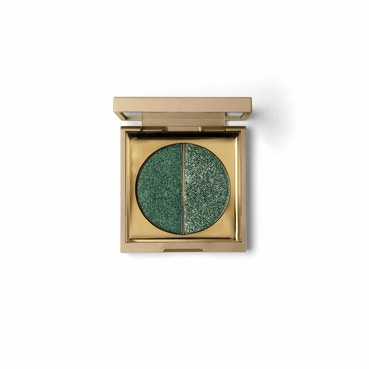 Vivid & Vibrant Eye Shadow Duos - Jade
