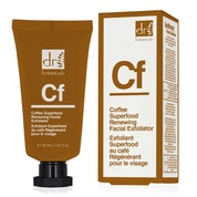 Coffee Superfood Renewing Facial Exfoliator - 30ml