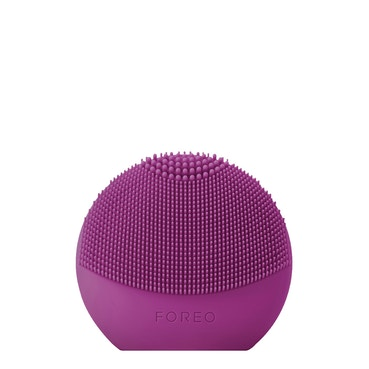 LUNA fofo Face Brush with Skin Analyser - Purple