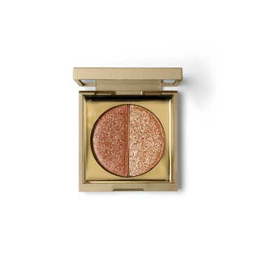 Bare With Flair -  Eye Shadow Duo - Golden Topaz