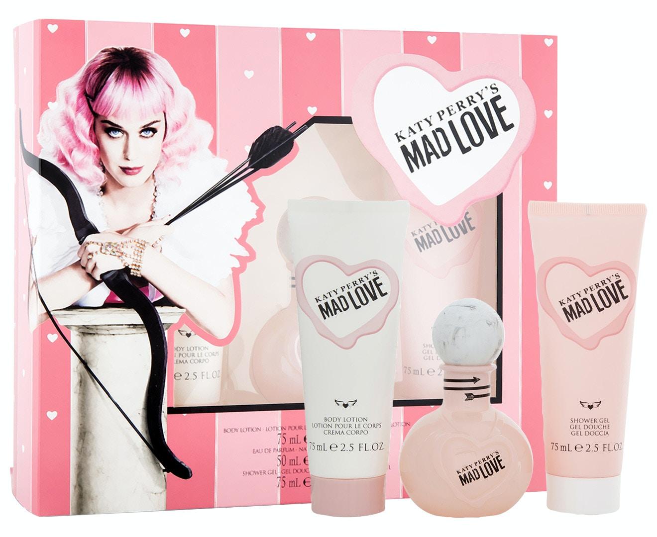 Katy Perry Mad Love Eau De Parfum Gift Set 50ml The Fragrance Shop The Fragrance Shop