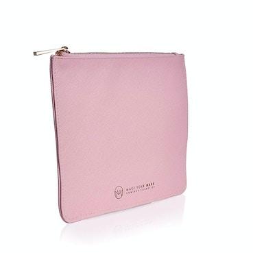 Make Your Mark Luxury Make Up Bag - Pink