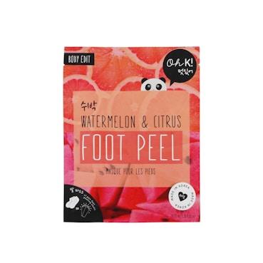 Watermelon Pink Foot Peel