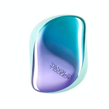 Compact Styler - Detangling Hairbrush - Petrol Blue Ombre