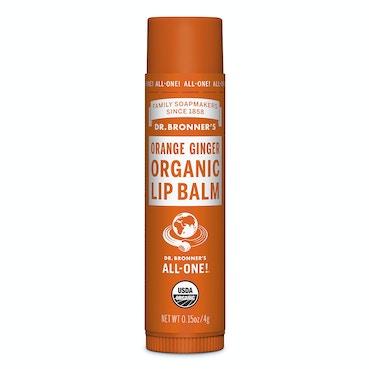Orange Organic Lip Balm