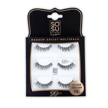 Gigi Premium Multipack Eyelashes