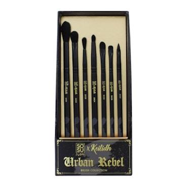 Keilidh Cashell Urban Rebel - 7 Piece Brush Set