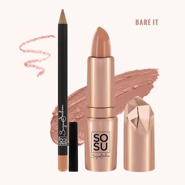 So Kiss Me Lip Kit - Bare It