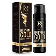 Dripping Gold Luxury Tanning Mousse - Medium