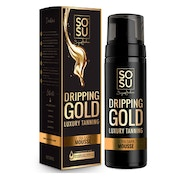 Dripping Gold Luxury Tanning Mousse - Ultra Dark