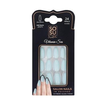 False Nails - Vitamin Sea
