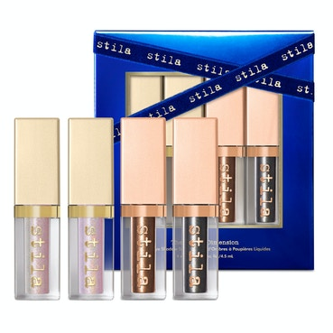 The Fourth Dimension Liquid Eyeshadow Set